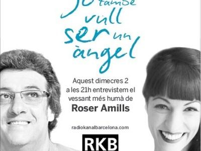 El 2 de novembre m'entrevista @gerard_jofra (el fill de l'Eugenio) a #vullserunangel i li podeu enviar preguntes incòmodes per a mi ;))