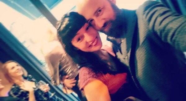 "Oh @marco_blued ;)) ""#Repost ...feliz domingo... con @roseramills siempre es un super domingo!!! #zerokm #1aniversario #restaurant #lounge"
