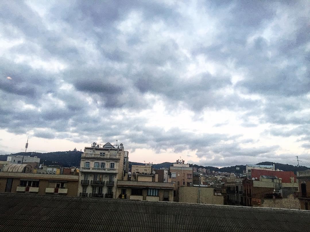 Último amanecer de 2016 ;)) #amillsmorning #bondia #buenosdias