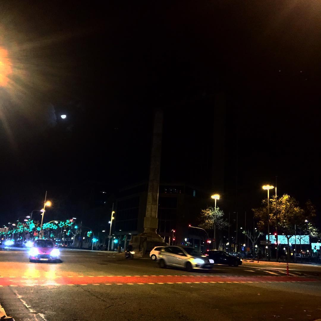 Luna lunera #barcelona