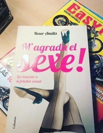 """Fragment de """"M'agrada el sexe"""" de Roser Amills"""