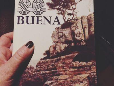 Si lees #sébuena (busca en Amazon) te saldrán alas, @guyaelbrecht me las vio en esta foto ;))