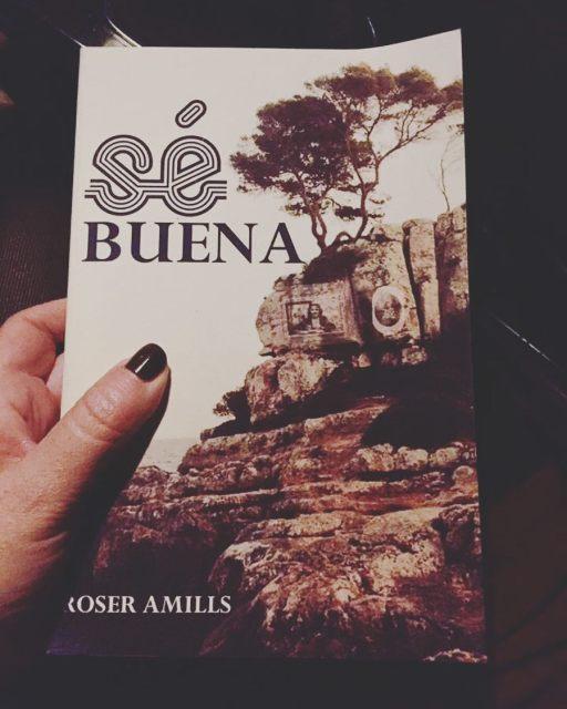 """Reseña de Sonia Giménez Guzmán de """"Sé buena"""", mi primera novela"""