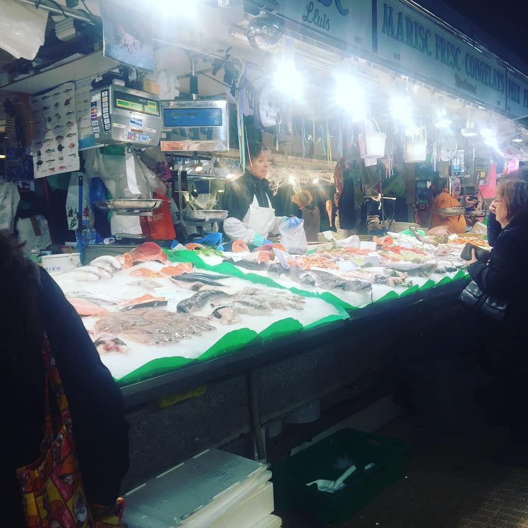 Dissabte i mercat ;))