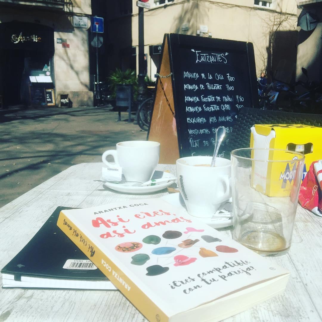 Esta tarde cita en #elpratdellobregat con @arantxacoca sobre su libro #asieresasiamas Venid!!! 💕❤️
