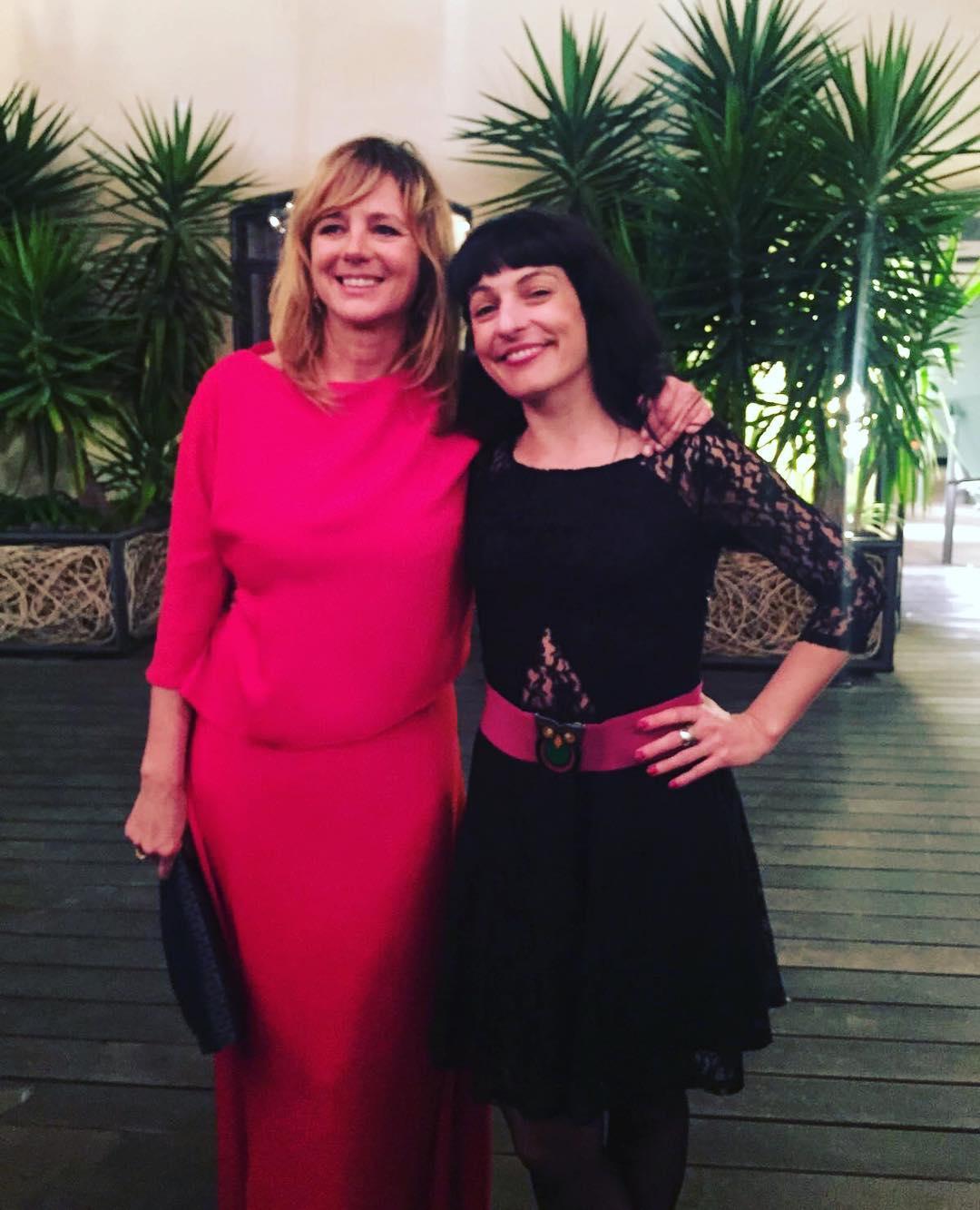 Con la premiada y maravillosa #emmasuarez ahora en Tv 2, conectaos ;))