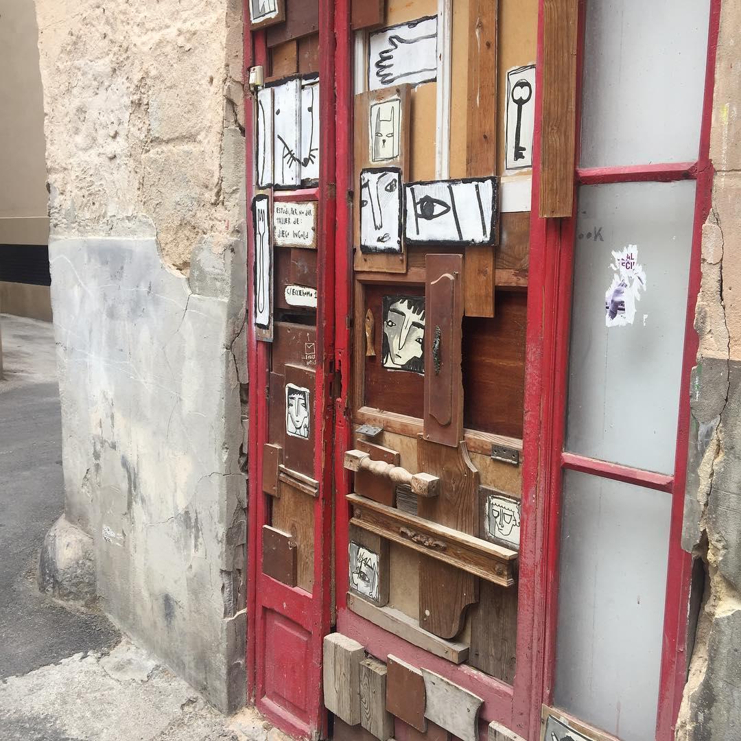 Al carrer de l'eccehomo