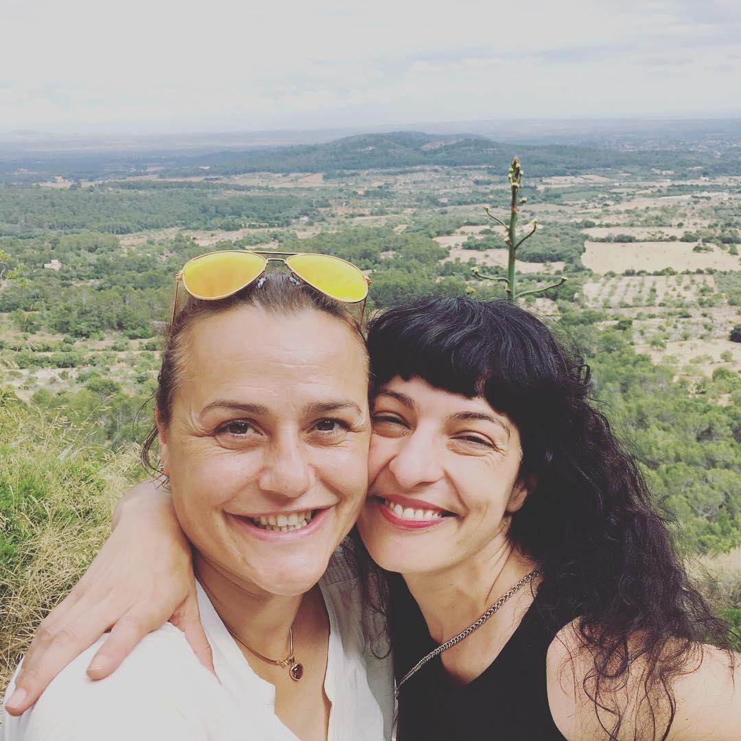 Ses millors amigues i ses millors vistes de Mallorca: Puig de Cura