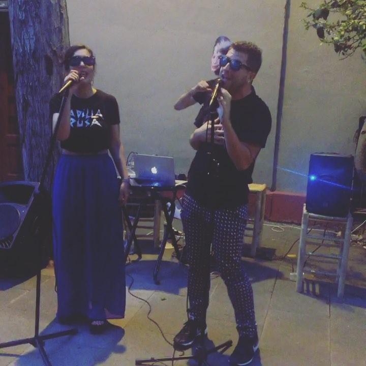 Hemos tenido bis de @ladillarusa y todo!! Maravillosos @victorclares y @tania_lozano 💕☺️👏🏻👏🏻👏🏻
