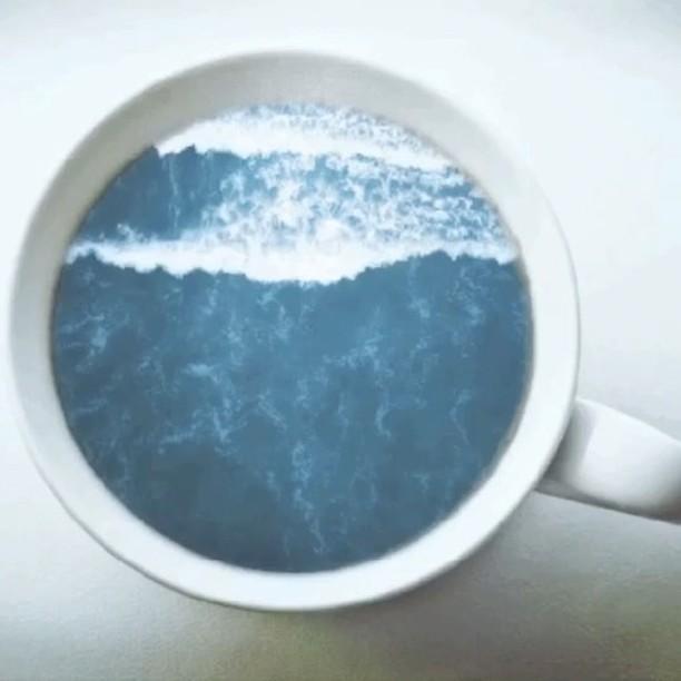 Donde unos ven un café, otros ven...