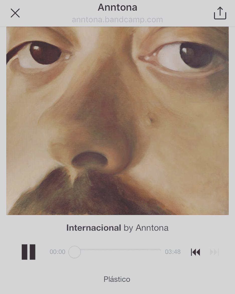 Me he despertado muy fan de @anntona; Gracias @tetaandteta ☺️