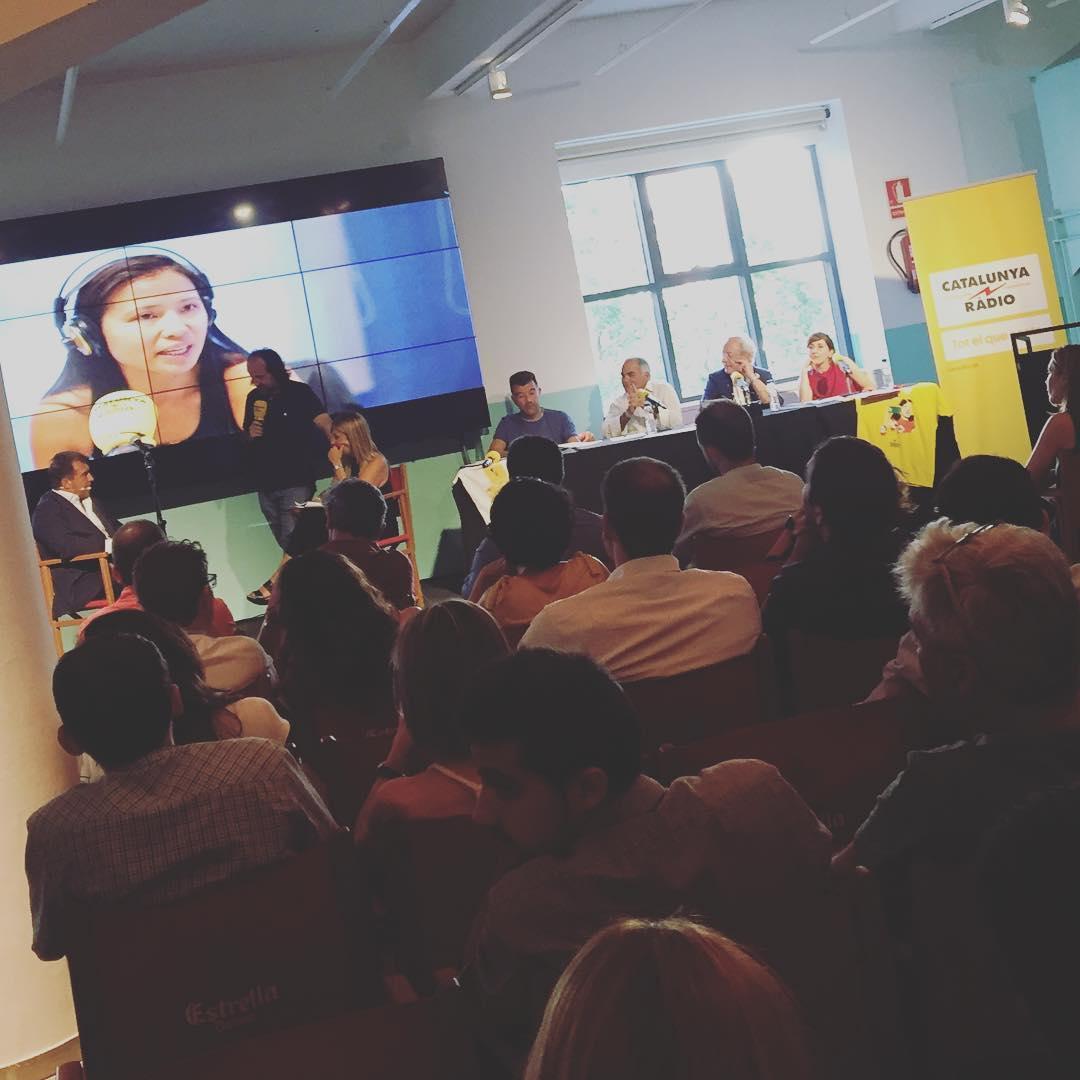 "Imparteixo el seminari ""Reputation management - from project to people and beyond"" a la Universitat de Barcelona"