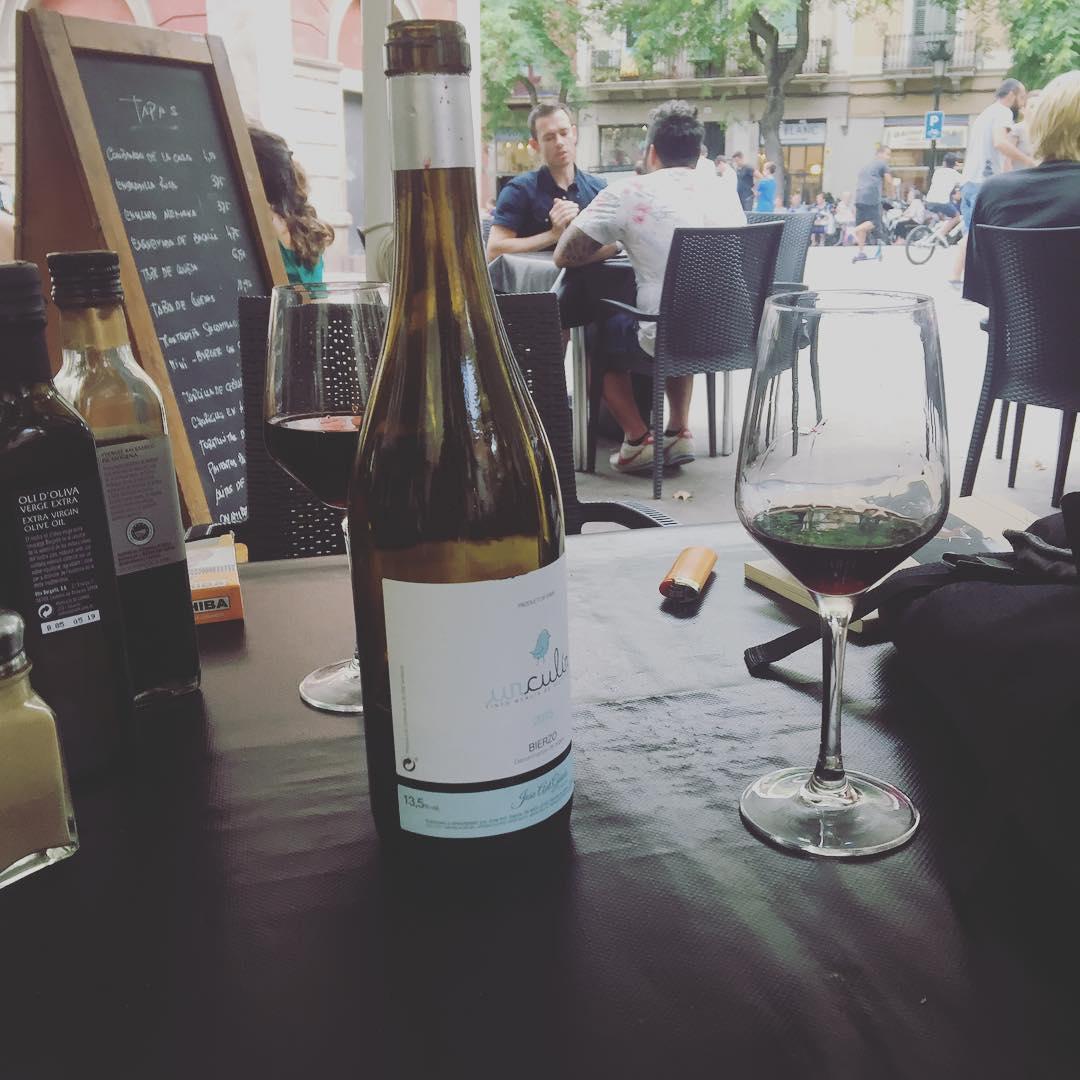 Salir de vinos un viernes? ;))