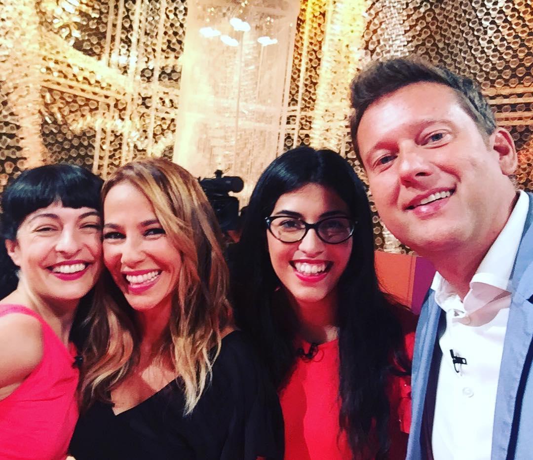 Preparem @tardaobertaTV3 (estrena el dia 4!) amb @ruthjimeneztv @lluissoldevila @maria_almenar
