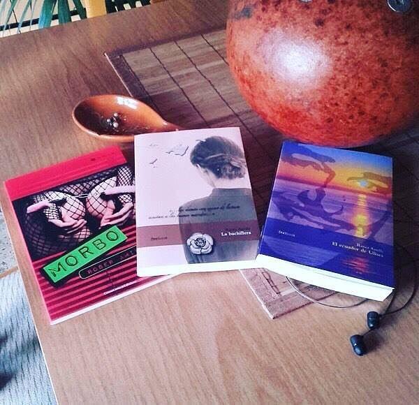 Muy prontito sale mi nueva novela, guardaos el 19 de octubre para celebrar juntos que la familia literaria crece! #sébuena #labachillera #asjalacis #elecuadordeulises #novelas
