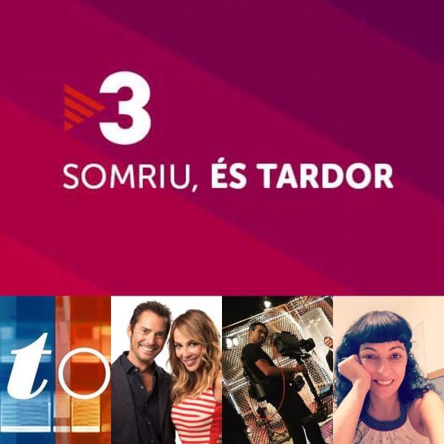 Vaig a TV3