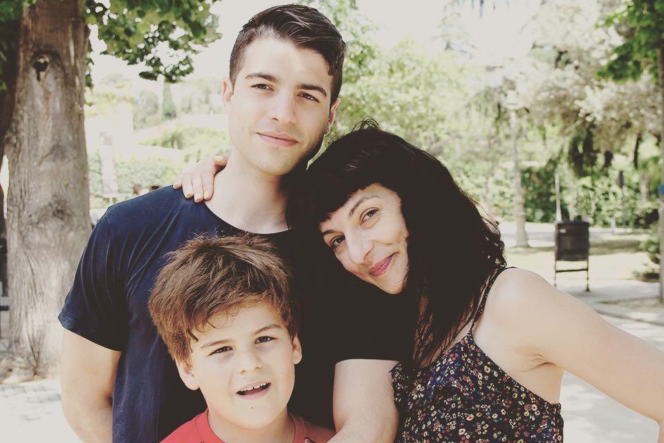 Mis hijos, Marcel y Joan, no paran de crecer! #mamibajita #hijosbellos Foto de @kritobcn01