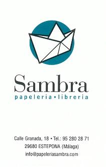 Buy Now: Papelería Sambra