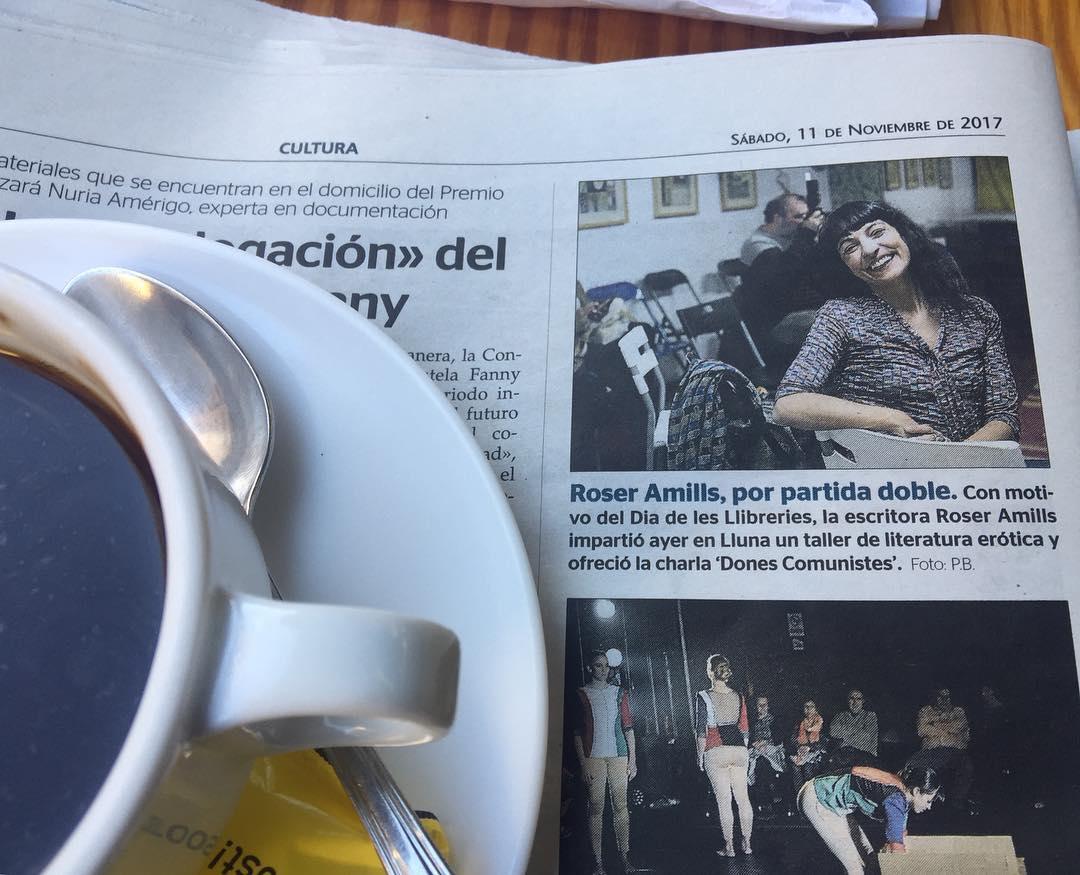 Café y cultura para #gentequelee ;))