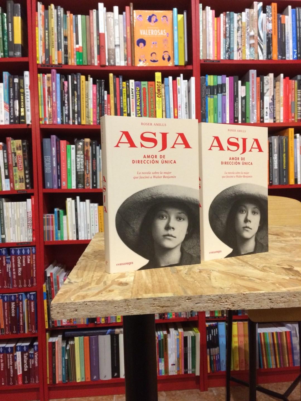 novela asja de roser amills fotos de la trobada a @ratacorner Un preciós record!