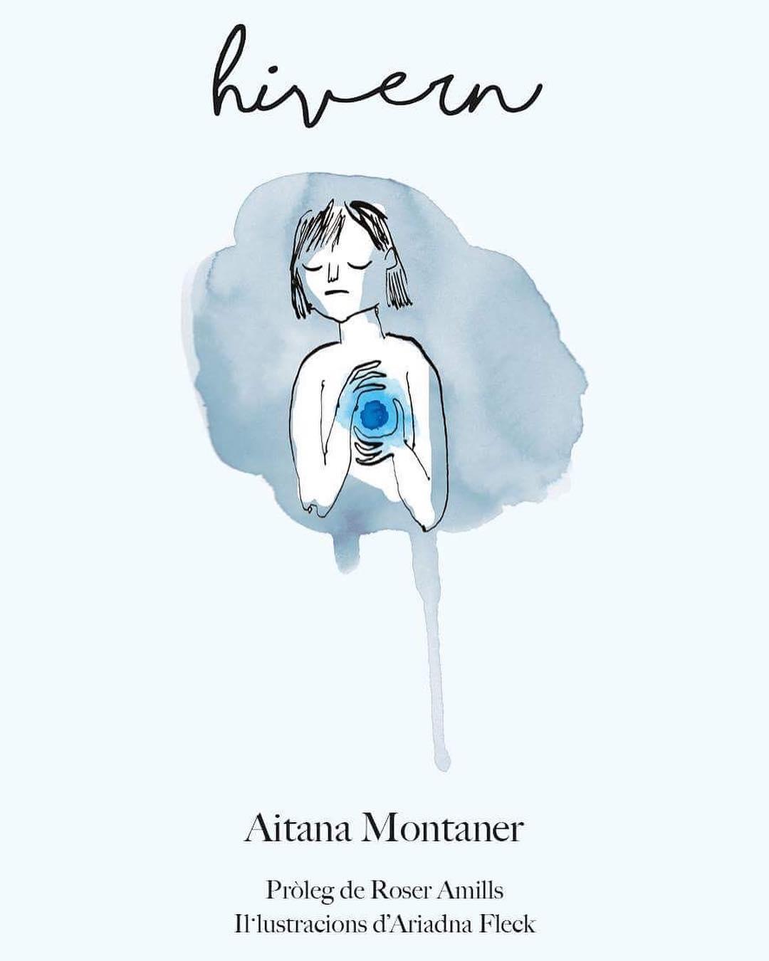 Hay poeta nueva en la ofici-na 🎉🎼 se llama @aitaner y es divi-na 🎼🥁