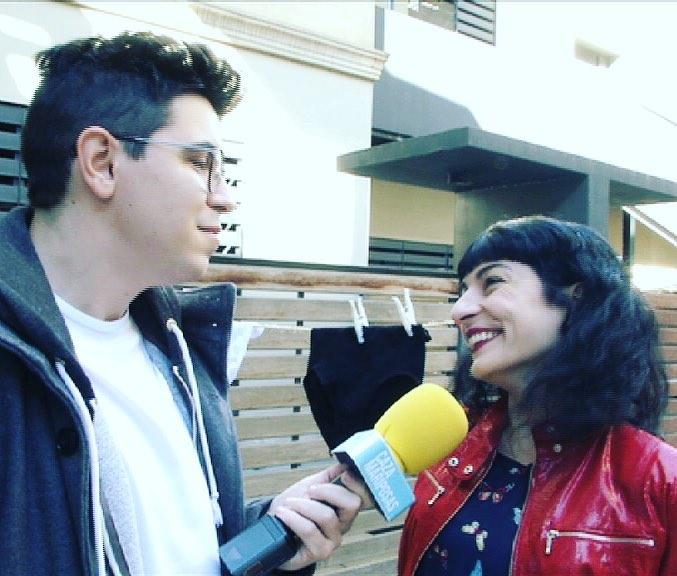 Conectad ya la TV! En un minuto estoy en Cazamariposas TV para responder a nuevas preguntas sobre Maria Lapiedra y su culebrón actual