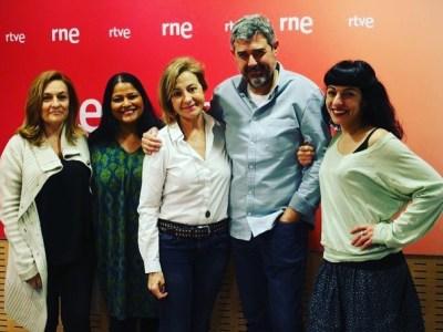 Ara a @anemdetarda 🔊 Dones al Parlament, sous mínims i preus dels lloguers, només un 40%  llegeix per plaer… Aquestes i altres notícies amb @goyoprados @AshaMiro, @GrelaBravo i @itafabregas. ▶️ @radio4_rne