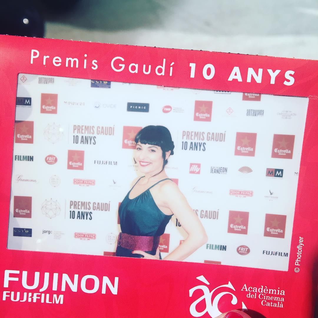 El domingo termina así de bonito #10premisgaudí y felicidades a los premiados!
