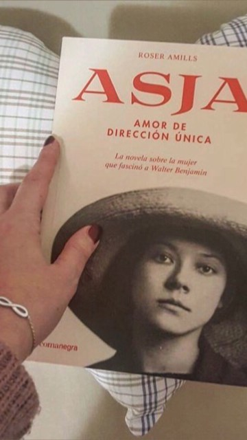 "Presento ""Asja"" en el Club de Opinión de Diario de Mallorca"