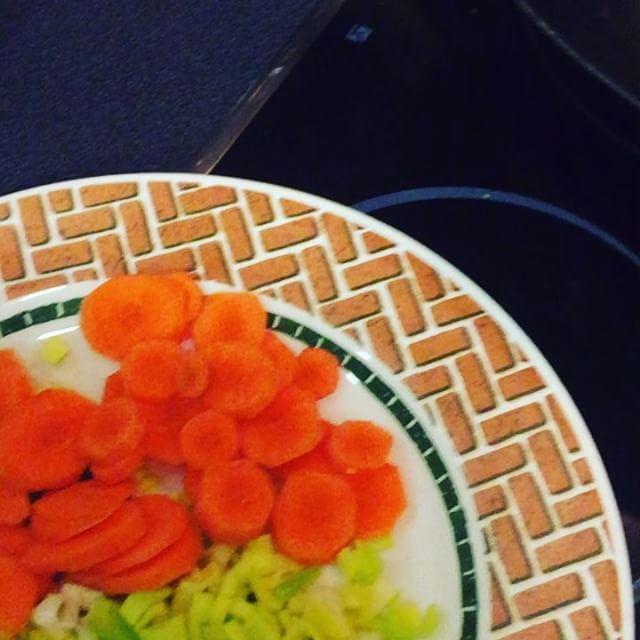 Si el invitado a cenar quiere cocinar pasa a #súperinvitado ;))