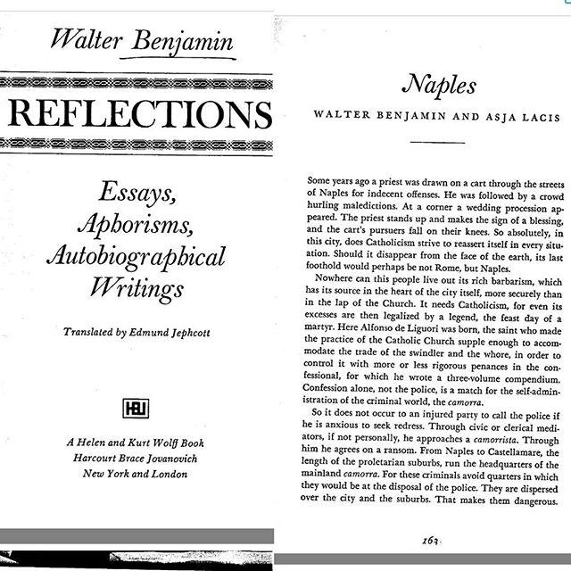 ¿Sabías que #asjalacis y #walterbenjamin escribieron juntos, además de amarse?