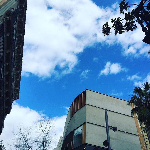Mirar al cielo cada vez más :))