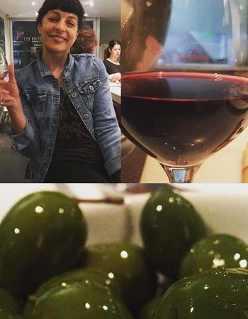 Bien por un vino tan bueno como la conversación :))