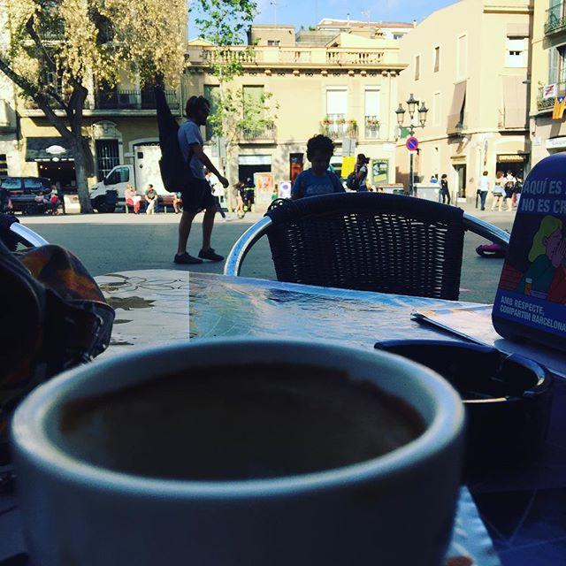 Café y mirador :))