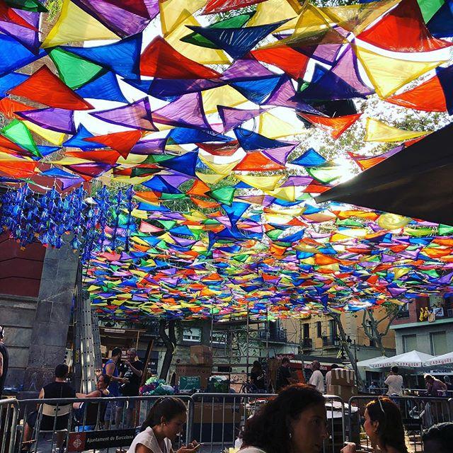 #festesdegracia2018 Festes de Gràcia 2018 🎉 #FMGracia #festamajordegracia #fmgracia18 #festesdeGracia #barridegracia