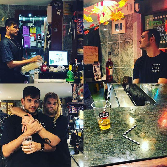 Los @bar_pietro se van de vacances, abandonan #festesdegracia2018 los primeritos :)) Festes de Gràcia 2018   #FMGracia #festamajordegracia #fmgracia18 #festesdeGracia #barridegracia