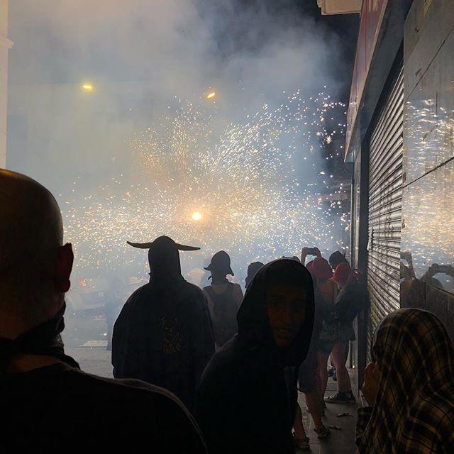 Ara tanquem les #festesdegracia2018 Festes de Gràcia 2018