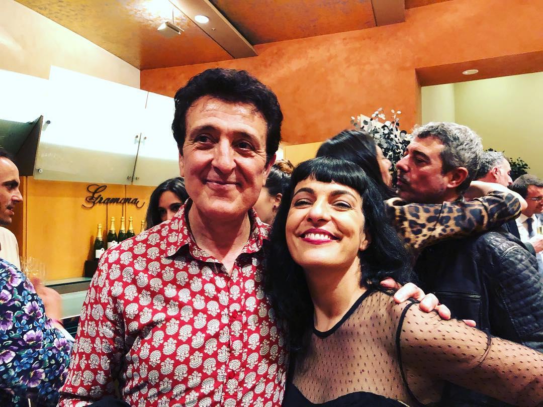 Enhorabuena #manologarcia ! #Ondas2018 🗓️ #premiosondas 📍@Liceu_cat @Premios_Ondas @La_SER @radiobarcelona vestido de @surkana 👗👠 #surkanawoman #surkana #surkanacoleccion