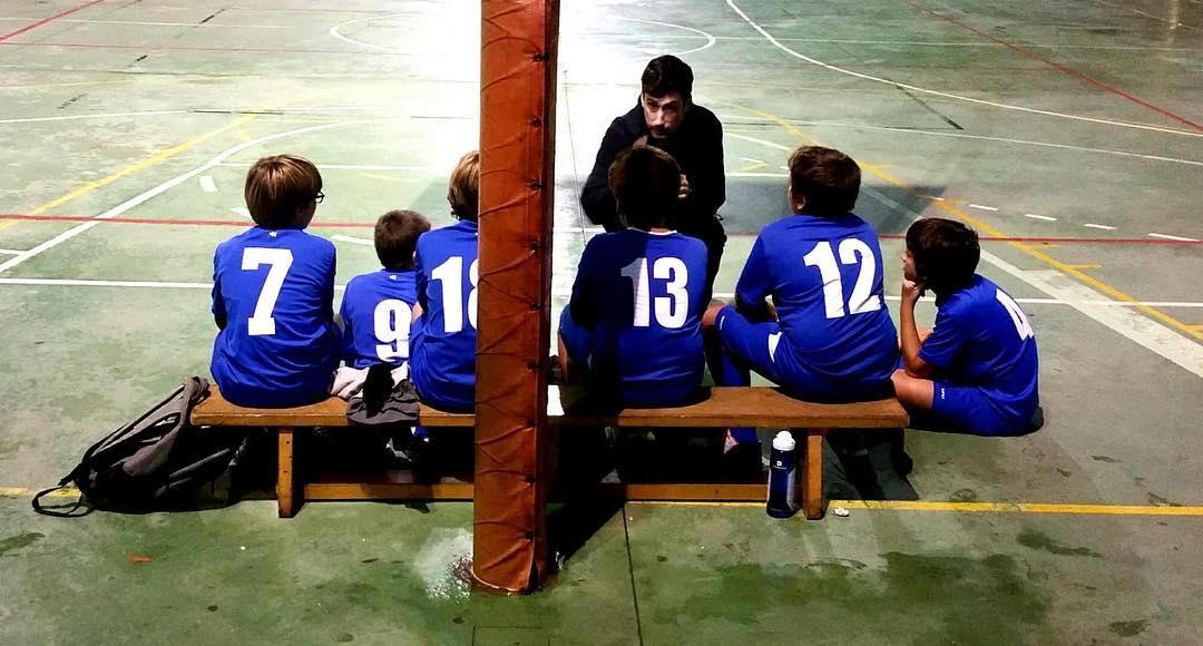 Mi pequeño eligió el nº 13 :)) Hoy han ganado 4-1