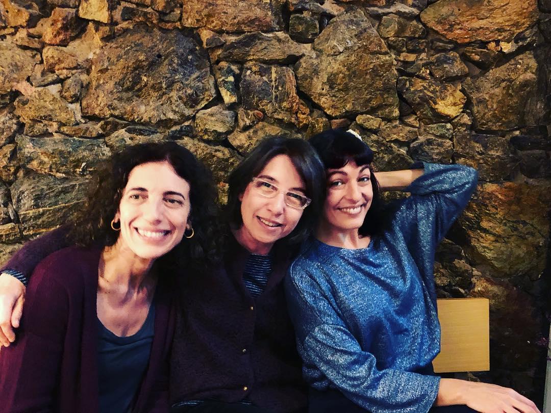 Tres amigas, tres horas y @lestresalacuina para un mediodía de viernes redondo!!!