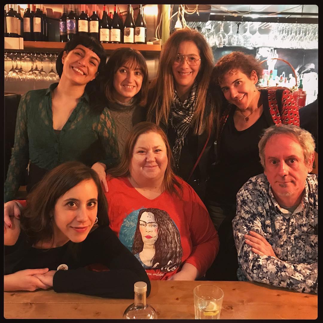 #Repost @itziarcastro #brunch #kubrick and more in #goodcompany @ivette.serral @cristinadilla @laia_marsal_ferret @silviamarso @carlesalmagro @annabertran @js_linares @kikeortegasanz @pattdurann @jdiaz_art @annaponces @la_desayuneria_barcelona