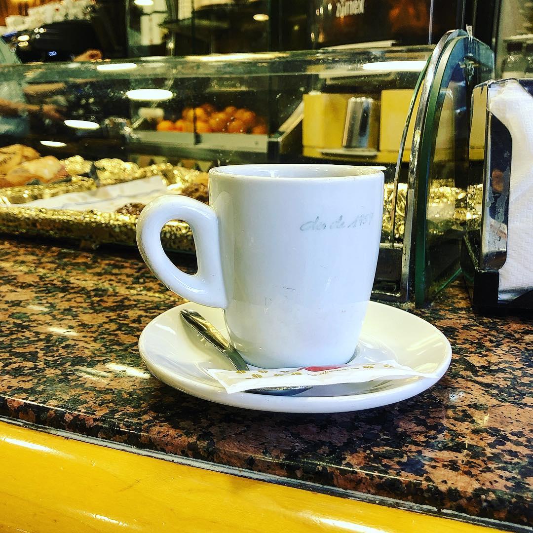 Otro café y a escribir ;))