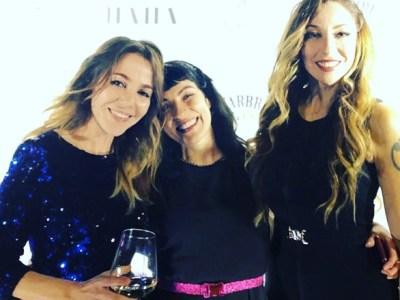Queda inaugurado el restaurante #hahabcn por tres grandes mujeres, Ruth Jimeneztv Rebecca Brown y HA HA que es su madre y, desde hoy, la nuestra :))