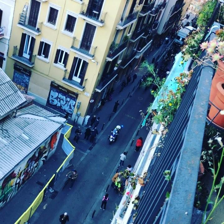 Desfilada de #santmedir2019 a Gràcia. Molt bon dia!