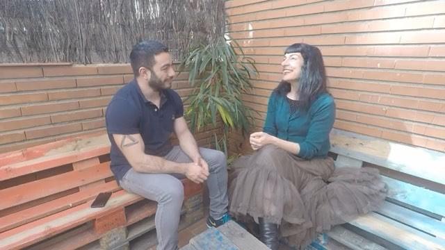 Entrevista a Roser Amills