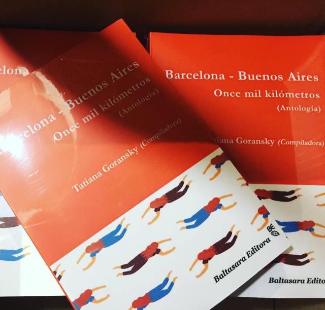 Barcelona - Buenos Aires (ed. Baltasara, Argentina)