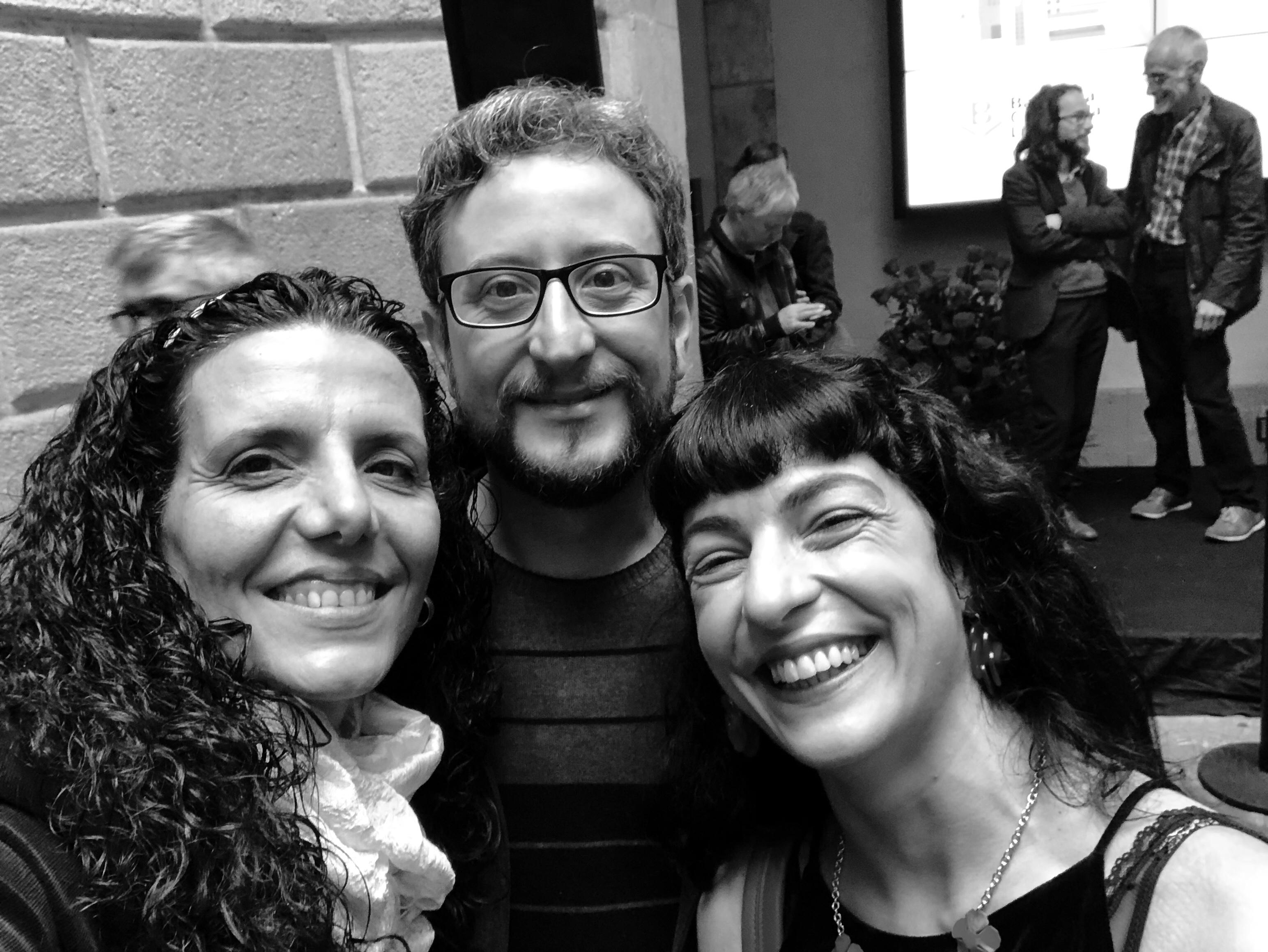 Así fue el Sant Jordi 2019 de Roser Amills