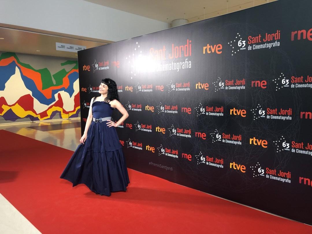 Así fue la Gala de la 63ª edición de los Premios RNE Sant Jordi de Cinematografía