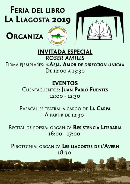Feria del libro de La Llagosta