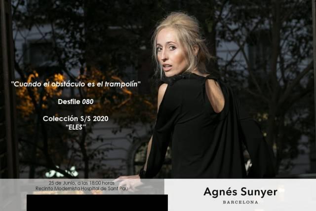 Desfile Agnes Sunyer 2019